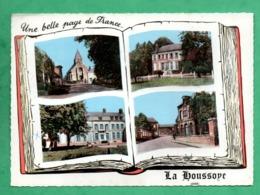 60 Oise La Houssoye  Carte Postale Multivues - France