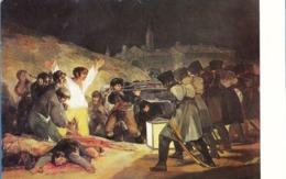 *CPM -  ESPAGNE - MADRID - Musée Du Prado - Les Fusillades  Du 3 Mai à Madrid - Oeuvre De GOYA - Madrid