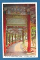 CINA CHINA THE SUMMER PALACE PEKING PECHINO - Cina