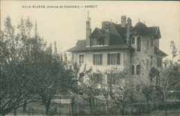 74 ANNECY /  Avenue De Chamberry / - Annecy