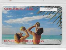 Télécarte BAHAMAS - Bahama's