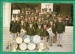Vicq (59) La Clique Des Joyeux Vicquelots 2scans Fanfare Cor De Chasse Trompette Tambour - Autres Communes