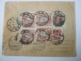 1922 , Brief Nach Wilna - Covers & Documents