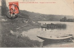 27 - AUBEVOYE - Le Roule - Paysage Au Bord De La Seine - Aubevoye