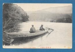 JAPAN YUMOTO LAKE 1914 - Giappone