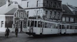Dour Tram Photo J. Bazin 1953 - Dour