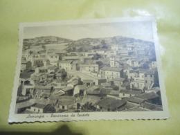 ARMUNGIA - PANORAMA DA LEVANTE - FORMATO GRANDE B/NERO - 1954 - Cagliari