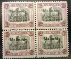 Belgium OBP OC74 - MNH** - [OC55/105] Eupen/Malmedy