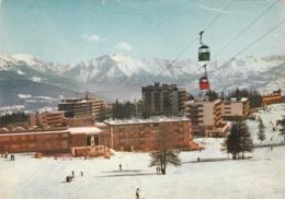 Carte Postale Des Années 60-70 Des Alpes De Haute-Provence - Pra-Loup En Ubaye - Frankreich