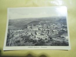 GESICO - PANORAMA - FORMATO GRANDE B/NERO - 1962 - Cagliari