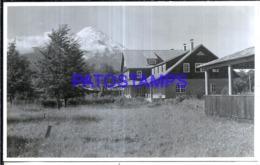 122988 CHILE LAGO LLANQUIHUE REGION LOS LAGOS HOTEL ENSENADA V. OSORNO  POSTAL POSTCARD - Chile