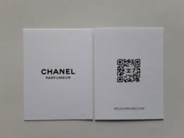 """CHANEL  """"   CHANEL  Parfumeur """"  Photo  R/V . Nouveauté . - Modernas (desde 1961)"""