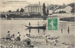 70 Haute Saone Port Sur Saone. Grands Moulins - Other Municipalities