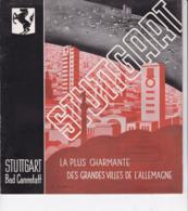 Cl 8) Publicités > Dépliants Touristiques > En  Français  (Format 21 X 10) - Dépliants Turistici