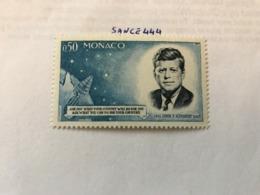 Monaco J.F. Kennedy 1964 Mnh - Monaco