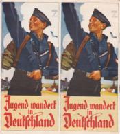 Cl 8) Publicités > Dépliants Touristiques > En Allemand   (Format 21 X10) - Tourism Brochures