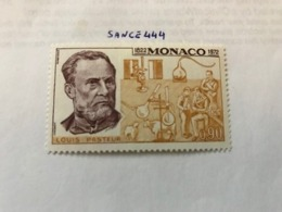 Monaco Louis Pasteur Biologist 1972 Mnh - Monaco
