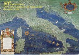 """1998 - CARTOLINE POSTALI """" RICCIONE 98 """" NUOVE VEDI++++ - Entiers Postaux"""