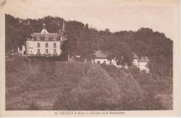 CPA Nouzilly - Château De La Harlandière - Autres Communes