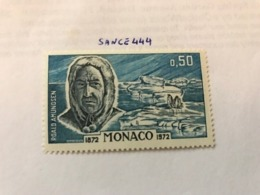 Monaco Roald Amundsen Explorer 1972 Mnh - Monaco
