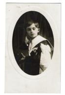 Souvenir De La Première Communion - Roger FAFOURNOUX - Louhans - 1917 - 2 Scans - Images Religieuses
