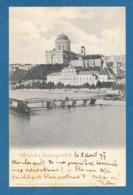 UDVOZLET ESZTERGOMBOL 1895 - Ungheria
