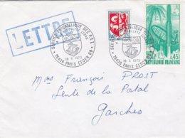 France Lettre 1973 - France