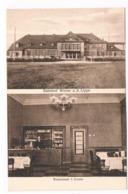 D-9896   WERNE A.d. LIPPE : Bahnhof / Warteraum 2. Klasse - Werne