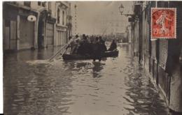 Souvenirs Des Inondations De Besançon - Besancon