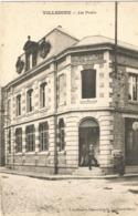 VILLEDIEU - Les Postes - Villedieu
