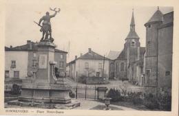 SOMMEVOIRE: Place Notre-Dame - Autres Communes