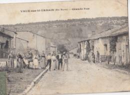 VAUX-sur-ST-URBAIN (Hte Marne): Grande Rue - Autres Communes