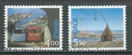 Norvège YT N°1113-1115 Tourisme Paysages De Norvège Oblitéré ° - Norvège