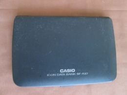 Casio SF-A10 Icon Data Bank Organizer - Technical