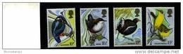 GREAT BRITAIN - 1980  WILD BIRDS   SET MINT NH - Nuovi