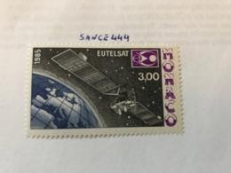 Monaco Eutelsat 1985 Mnh - Monaco
