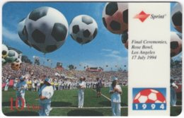 USA C-652 Prepaid Sprint - Event, Sport, Soccer, World Cup - Used - Sprint