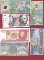Pays Du Monde 104 Billets (UNC-NEUF)+ Coupons De Remplacement Lors De L 'indépendance De La MOLDAVIE 1991---   36 SCANS - Coins & Banknotes