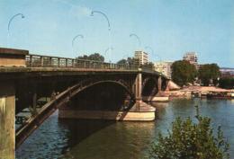 ARGENTEUIL - Le Pont Sur La Seine - Argenteuil