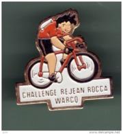 CYCLISME *** CHALLENGE RE JEAN ROCCA WARCO *** 1068 - Wielrennen