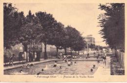 CPA : Arcueil (94) Rare Carte De La Piscine Du Patronage Olier à La Vache Noire  éditeur ?? - Arcueil