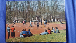 CPSM VOLLEY BALL SPA CENTRE DE JEUNESE ARMEE DU SALUT VILLA MEYERBEER PLAINE DE JEUX ED LE BERRURIER - Volleyball