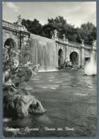 °°° Cartolina - Caserta Cascata Vasca Dei Venti Nuova °°° - Caserta