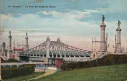 Belgique , Cpa OSTENDE , 22 , Le Pont De Smeth De Naeyer  (11453) - Oostende