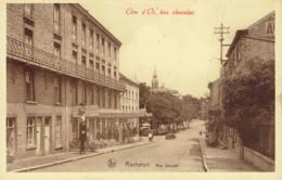 Rochefort Rue Jacquet Hotel Biron Pompe A Essence Caltex PUB Cote D'or - Rochefort