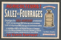 34 - Herault - Montpellier - Agriculteurs Salez Vos Fourrages - Salins Du Midi Montpellier - Montpellier