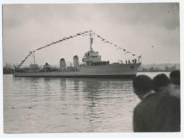 Originele Foto: L'incomprise - Franse Torpedoboot - Barche