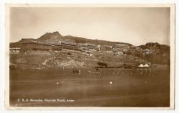 S7871 -  Aden, R.A. Barracks, Steamer Point Aden - Yémen