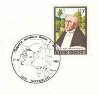 Jan Van Ruusbroec War Ein Flämischer Theologe Und Schriftsteller. 1410 Waterloo - SST - Theologen