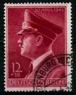 3. REICH 1942 Nr 813y Gestempelt X6F26C6 - Duitsland